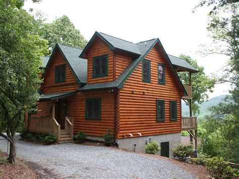 Boone Cabin Rentals With Tub by Large Family Cabin Tub View Ping Vrbo