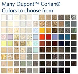 dupont corian colours choosing your countertop part 2 solid surface