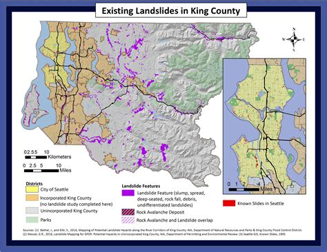 seattle landslide map washington state landslide map 2016 washington forest