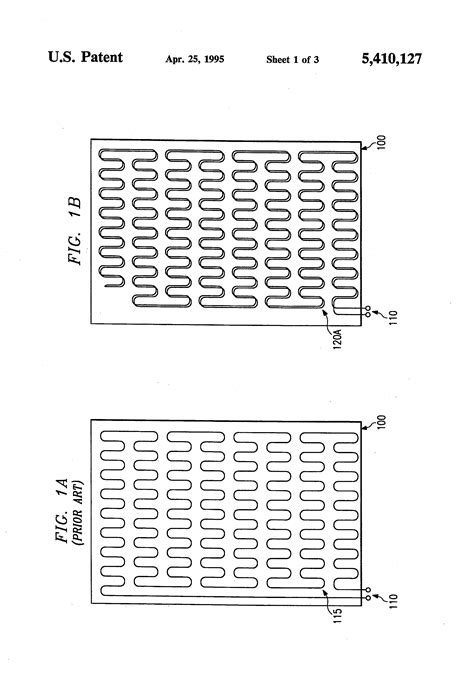 Patent US5410127 - Electric blanket system with reduced
