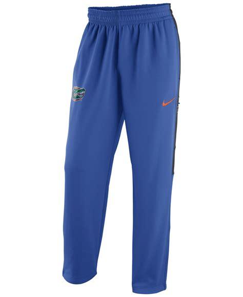 Nike Dri Fit Pant Blue lyst nike s florida gators dri fit basketball