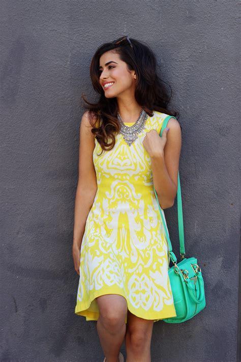 Donma Dress Yellow by Yellow Dress Sazan