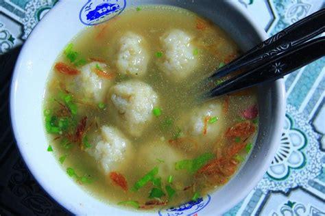 membuat bakso dengan tepung maizena bakso ikan ekor kuning bakso khas karimunjawa