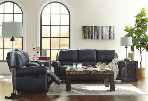 milhaven reclining sofa reviews milhaven navy reclining sofa 6330488