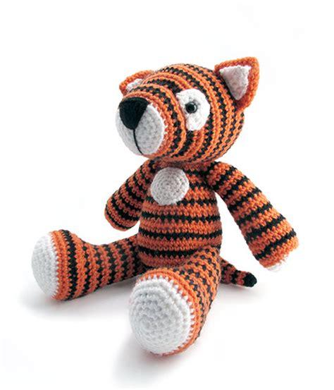 amigurumi pattern tiger tom the tiger amigurumi pattern amigurumipatterns net