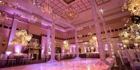 hotel wedding packages nj the palace at somerset park weddings get prices for