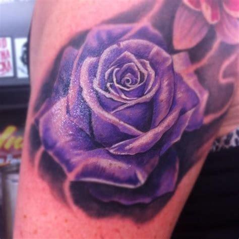rose violet inkage