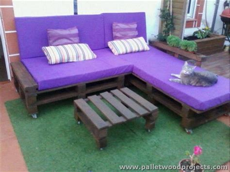 sofa made from pallets pallet patio sectional sofa plans pallet wood projects