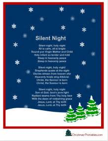 Another beautiful carol to sing along and another beautiful printable