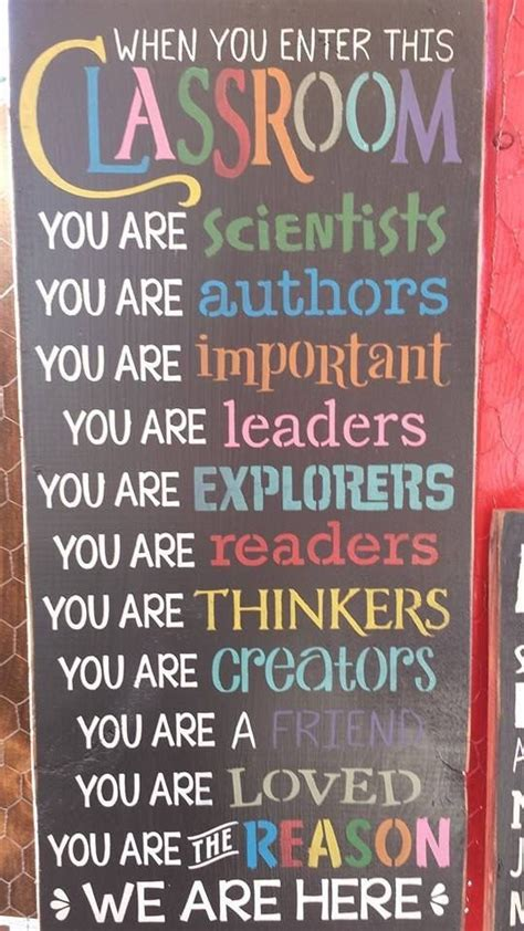 when we get in this room 25 best ideas about classroom signs on ideas school signs and source