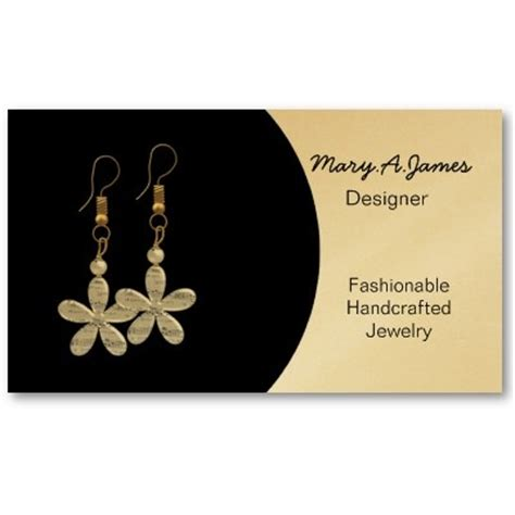 Jewelry Business Card Zazzle - jewelry business cards from http www zazzle