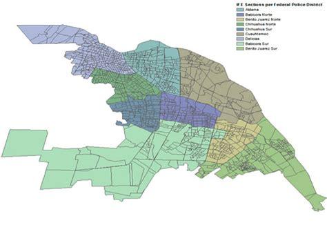 mapa de cd juarez chihuahua ciudad juarez mapping the violence