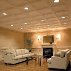 Basement Ceiling Tiles Design Ideas Home Decorating Ceiling Tile Ideas For Basement