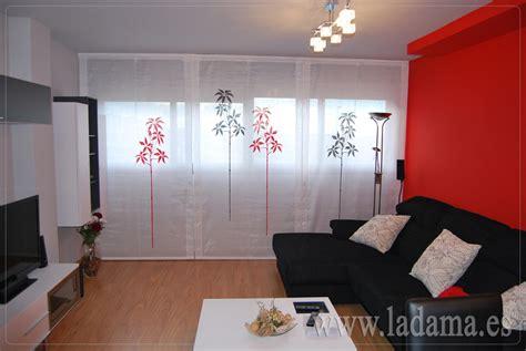 estores para salones modernos cortinas para salones modernos en zaragoza la dama