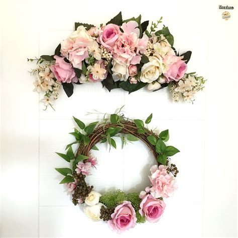 decorative flowers for home aliexpress com buy department door decorative wreaths