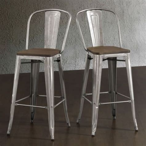 vintage wood and metal bar stools 1000 ideas about counter height stools on pinterest