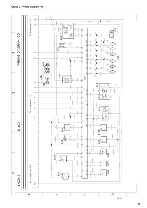 volvo d12 engine wiring schematic volvo electrical