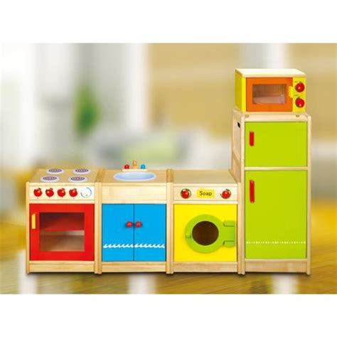 Kitchen Roles by New Wooden Cooker Hob Childrens Pretend Play