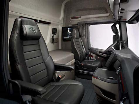 interni camion scania los primeros detalles nuevo scania r y scania s 2016