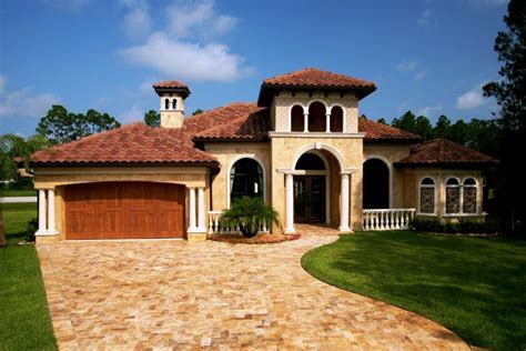 tuscan house plans with photos