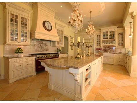 Chateau Kitchen by Magnificent Chateau Kitchen Traditional
