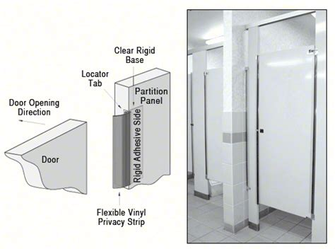 bathroom stall privacy strip magnificent 90 bathroom stall gap covers decorating design of the privacy cover