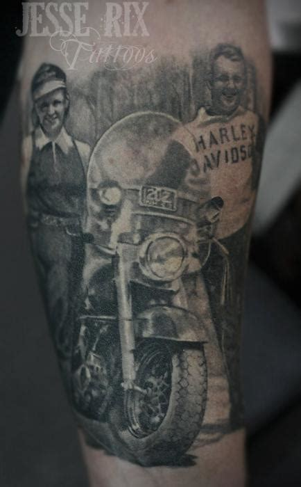 biker sleeve tattoo designs 28 fantastic motorcycle tattoos