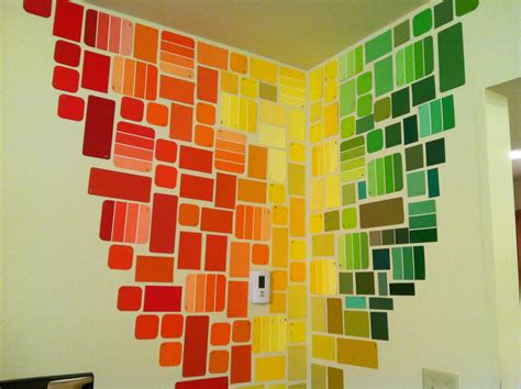 paint chips free wall art with paint chips paint chips art