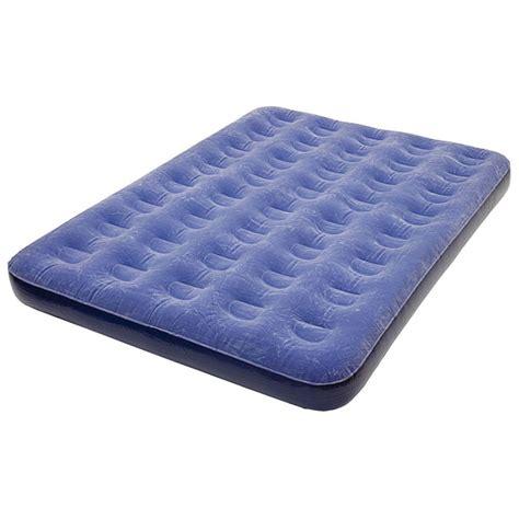 pure comfort  profile air bed  external air pump