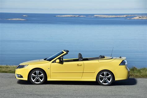 saab convertible 2016 2008 saab 9 3 convertible yellow edition saabworld