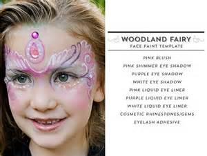 Pottery Barn Kids Charlotte Diy Halloween Face Paint Templates