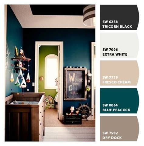 sherwin williams blue peacock home paint colors paint colors accent colors and