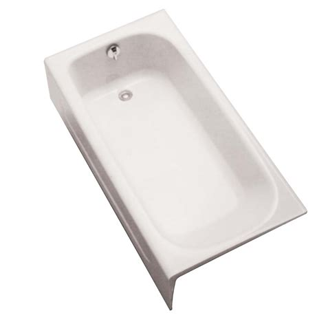 toto bathtubs cast iron toto 60 quot enameled cast iron bathtub free shipping modern bathroom