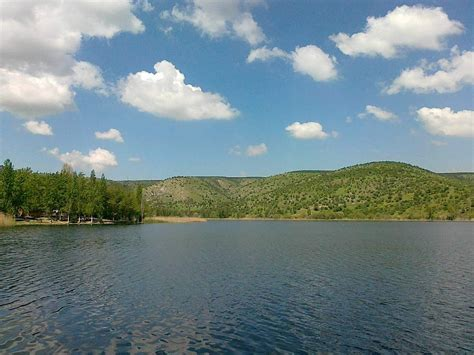 Lake Eymir - Wikipedia M Letter In Water