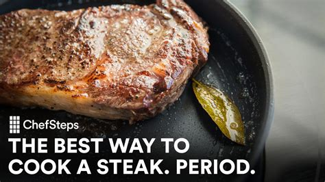 best way to cook steak in the oven