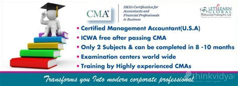 Mba Accounting In Hyderabad by Cma U S A Certified Management Accountant In Hyderabad
