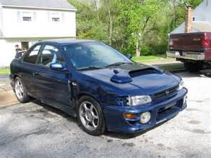 2001 Subaru Rs Buy Used 2001 Subaru Impreza Rs Coupe 2 Door 2 5l In