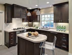 Small Kitchen With Island by Elegant Small Kitchen Island Ideas With Cabinet And