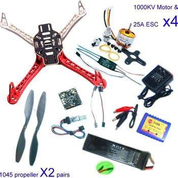 membuat drone diy f02192 b rc quadcopter 4 axle drone arf kit no tx rx kk