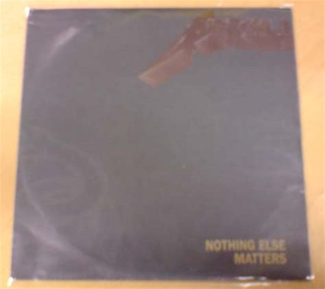nothing else matters cover nothing else matters 7 quot
