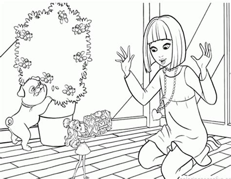nat love coloring pages barbie thumbelina love coloring pages barbie thumbelina