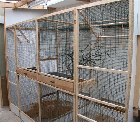 Fo Indoor indoor aviary for small birds birdcage design ideas