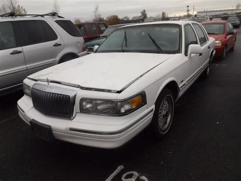 1996 lincoln town car speeds auto auctions