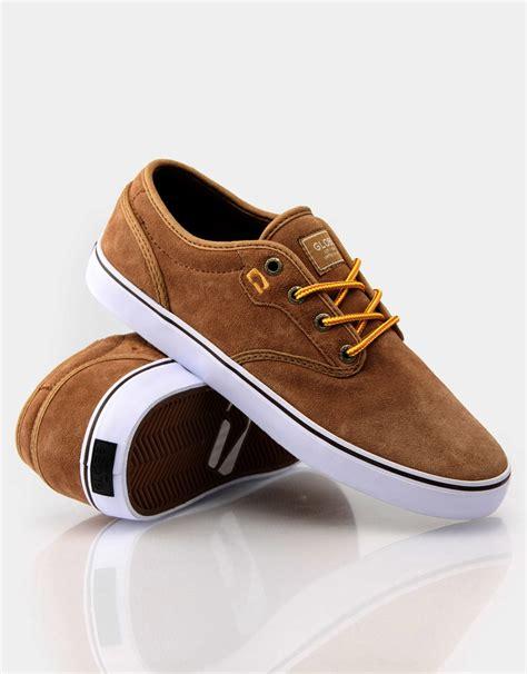Sepatu Sneakers Globe Motley Original globe shoes motley golden brown suede free post new skateboard sneakers ebay