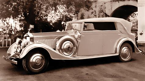 Early Rolls Royce Cars The Marque Of The Maharajas How Rolls Royce Rolled With