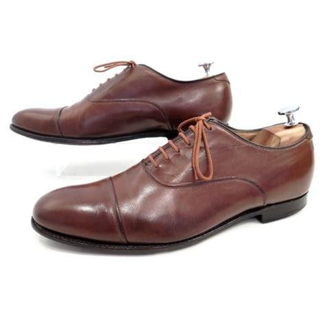 Expedition 6673 Brown chaussures church s lanark richelieu 8 5f 42 5 en cuir