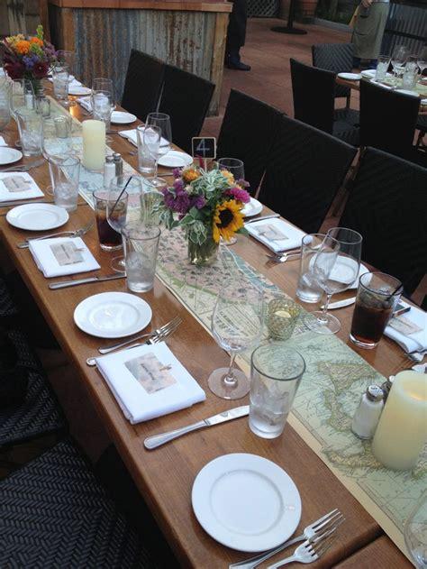 travel themed table decorations diy diy pinterest best 25 rehearsal dinner themes ideas on pinterest