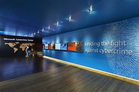 Inside Microsoft's Cybercrime Center / Olson Kundig Architects Office Snapshots
