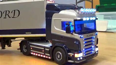 servonaut v8 sound rc scania r500 v8 1 14 tamiya trucks