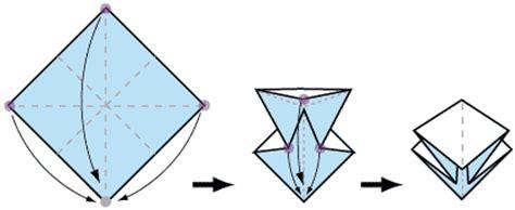 Carambola Flower Origami Written - origami flower